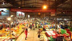 Cú hích của Covid-19: Chợ đầu mối lớn nhất Việt Nam muốn bán hàng online