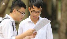 Chưa tốt nghiệp THPT, học sinh đã nhận giấy báo trúng tuyển đại học