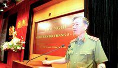 Bộ trưởng Tô Lâm chủ trì hội nghị giao ban công tác Công an tháng 5-2020