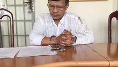 Khởi tố Vũ Tiến Chi về hành vi chống phá Nhà nước