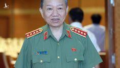 Bộ trưởng Tô Lâm gửi Thư động viên toàn thể cán bộ, chiến sĩ CAND trên trận tuyến phòng, chống Covid-19