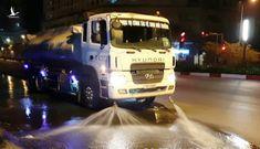 Hà Nội chi hơn 100 tỷ đồng rửa đường giải nhiệt ngày nắng gắt