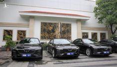 Dàn xe VinFast phục vụ Hội nghị Cấp cao ASEAN lần thứ 36