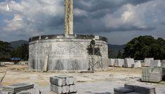 Tượng đài 48 tỷ ở huyện nghèo có nhiều chi tiết sai lịch sử