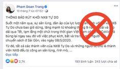 Trò hề của Phạm Đoan Trang đối với nhà xuất bản tự do