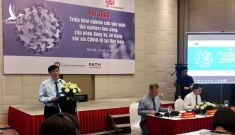 Việt Nam đẩy nhanh tiến độ sản xuất, cấp phép vắc xin Covid-19