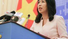 Việt Nam lên tiếng về tuyên bố bịa đặt của bà Hoa Xuân Oánh