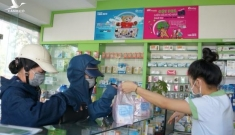 Giá bán khẩu trang y tế tăng 'lật mặt'