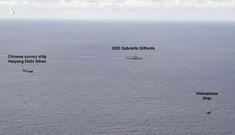 Đừng vội mừng khi cả tàu Mỹ, Trung xuất hiện trong vùng biển Việt Nam