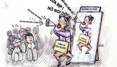 Đấu tranh với quan điểm sai trái, thù địch trong tình hình mới