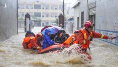 Tiết lộ nguyên nhân gây vỡ đê trên sông Dương Tử, khiến 9.000 người phải tháo chạy