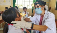 Bệnh bạch hầu có nguy cơ lan rộng, Bộ Y tế yêu cầu tăng cường phòng dịch