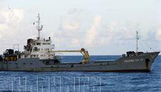 Bảo vệ chủ quyền trên biển: Bão gió cũng phải làm nhiệm vụ xua đuổi
