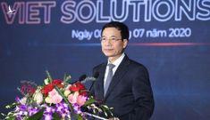 Bộ trưởng TT-TT: Tìm giải pháp để Việt Nam đi đầu về chuyển đổi số