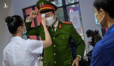 """Về tin đồn """"Công an Việt Nam được bí mật tiêm vắcxin chống COVID-19"""""""