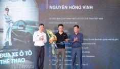 3 tay đua đầu tiên của Việt Nam nhận bằng đua xe ô tô quốc tế