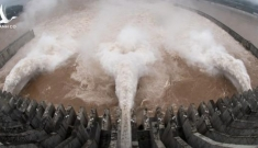 Mực nước đập Tam Hiệp cao kỷ lục, vượt mức cảnh báo gần 20 m