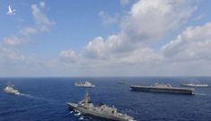 Tất cả quân chủng Mỹ chuẩn bị đổ về châu Á đối đầu TQ