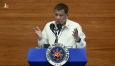 Bất ngờ chuyện Philippines thừa nhận không thể làm gì trước Trung Quốc