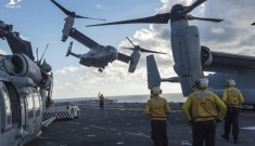 """""""Đại bàng biển"""" thần tốc CMV-22B của Hải quân Mỹ"""