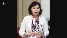 Cựu Thứ trưởng Bộ Công thương Hồ Thị Kim Thoa đang trốn ở đâu?