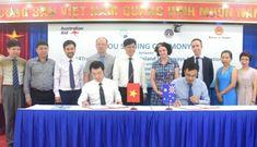 Úc tài trợ Việt Nam hơn 8 tỷ đồng lập hệ thống quản lý đường thuỷ hiện đại