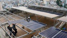 Bộ Công thương gỡ vướng cho điện mặt trời