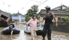 Lũ lụt nhấn chìm viện dưỡng lão khiến nhiều người thiệt mạng ở Nhật