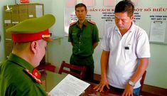 Bắt tạm giam một cựu Trung tá không quân