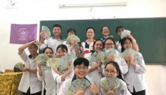 Một lớp học ở Vĩnh Phúc được thưởng gần nửa tỷ đồng
