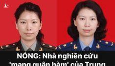 """""""Gián điệp"""" của quân đội Trung Quốc bị bắt khi """"cố thủ"""" tại Lãnh sự quán San Francisco"""