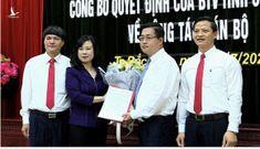 Trưởng Ban tổ chức nói gì về việc bổ nhiệm con trai Bí thư tỉnh ủy Bắc Ninh