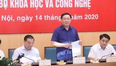 Bí thư Vương Đình Huệ: Đưa Hà Nội thành trung tâm khoa học công nghệ
