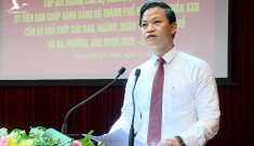 Thủ tướng phê chuẩn kết quả bầu Bí thư Thành ủy làm Phó Chủ tịch tỉnh Bắc Ninh