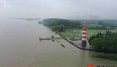 Hơn nửa miền Nam Trung Quốc chìm trong nước, mưa lũ kéo tới miền Bắc