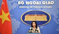 Bộ Ngoại giao trả lời về khả năng nâng cấp lên 'Đối tác chiến lược với Hoa Kỳ'