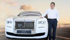 Ông chủ phân phối siêu xe đắt nhất VN giải mã nghịch lý của người sở hữu Rolls Royce