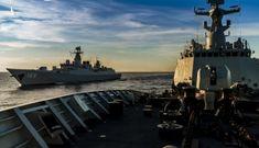Trung Quốc đồng loạt tập trận tại 3 vùng biển ở châu Á