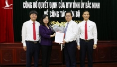 Nước cờ nhân sự ngoạn mục khi bầu tân Bí thư Thành ủy Bắc Ninh