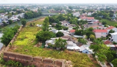 Những công trình triều Nguyễn lộ diện trên Thượng Thành