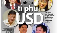 2 ngày, 5 tỉ phú giàu nhất Việt Nam mất 15.000 tỉ đồng vì Covid-19
