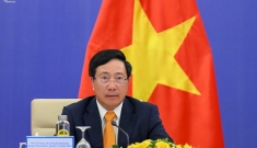 Việt Nam chia sẻ, gửi lời thăm hỏi TQ sau tổn thất lũ lụt