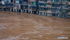 """Lời cảnh báo từ """"biển nước"""" ở Trung Quốc"""