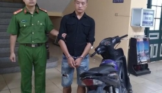 Đã bắt được nghi phạm đâm và cướp tài sản của lái xe Grab