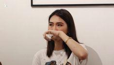 Hoa hậu Tường Linh bật khóc nhờ công an vào cuộc bảo vệ nhân phẩm