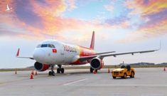 Vietjet tăng các chuyến 'giải cứu' công dân Việt hồi hương