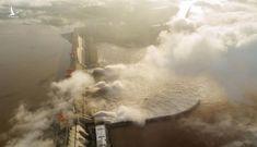 Lượng nước đổ về cao kỷ lục, đập Tam Hiệp tiếp tục xả lũ lần 3