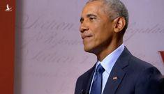 Obama nỗ lực cứu vãn di sản từ tay Trump