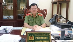 Thiếu tướng Đào Thanh Hải: 'Sẽ tăng cường mô hình 141 đến các điểm nóng'
