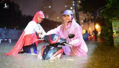 TP.HCM hứng trận mưa to kỷ lục chưa từng có trong lịch sử